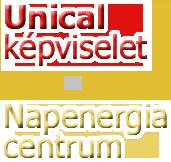 Unical képviselet és Napenergia centrum